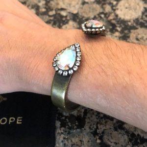 Loren Hope Jewelry - Beautiful, barely worn Loren Hope Sarra Cuff